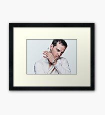 To thine own self be true Framed Print