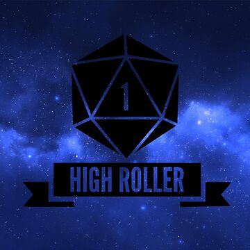 High Roller [1] by FireElegy