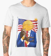 American Catastrophe II Men's Premium T-Shirt