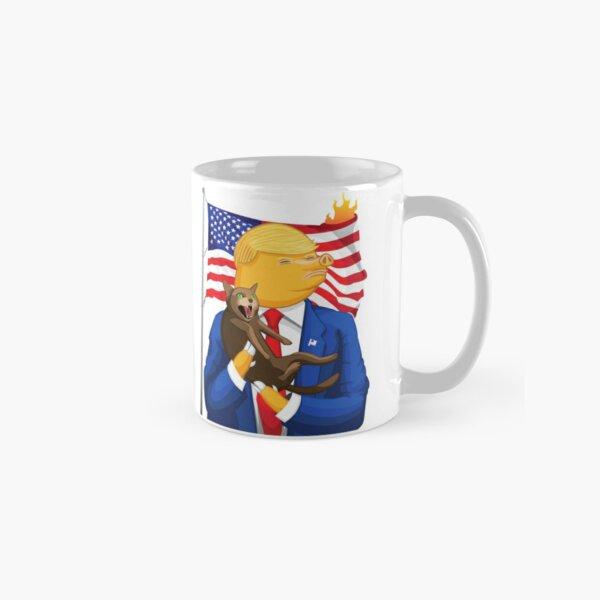 American Catastrophe II Classic Mug