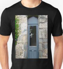 Narrow Door, Glenveagh Castle, Donegal Unisex T-Shirt