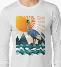 Crowned Crane T-Shirt