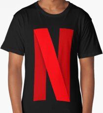 netflix Long T-Shirt