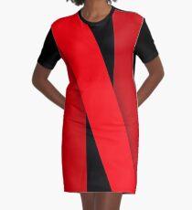 netflix Graphic T-Shirt Dress