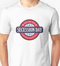 Secession Day 2 Unisex T-Shirt