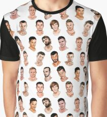 Men Of Porn Graphic T-Shirt