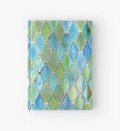 Ocean Glass Hardcover Journal