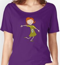 Dance With Joy! Women's Relaxed Fit T-Shirt