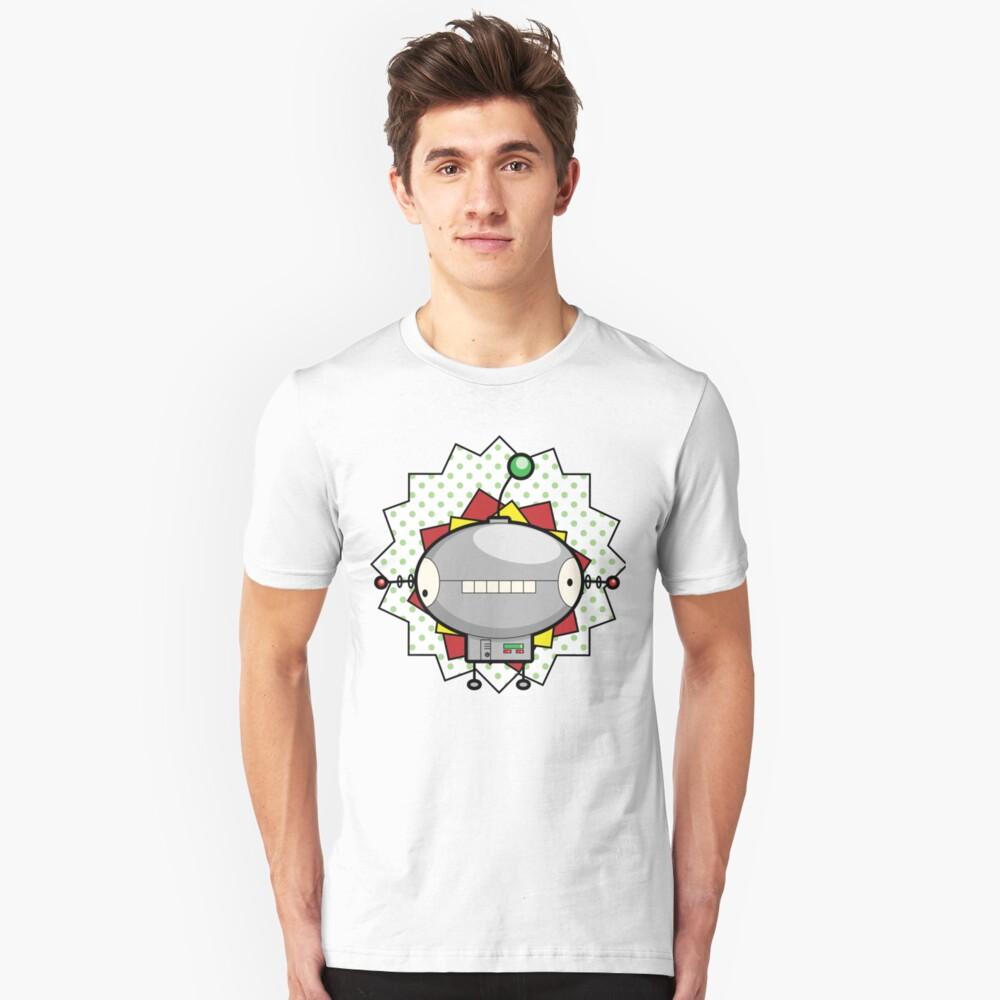 Lil Robo Dude Unisex T-Shirt Front