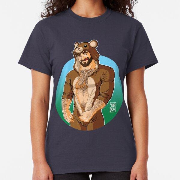 ADAM LIKES TEDDY BEARS Classic T-Shirt