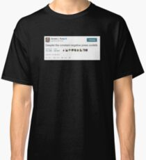 Covfefe - Trump Tweet Classic T-Shirt