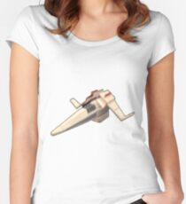 Jet Women's Fitted Scoop T-Shirt