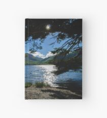 Crummock Water - Lake District Hardcover Journal