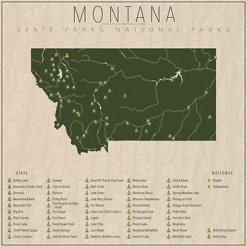 Montana Parks by FinlayMcNevin