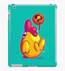 Guess What? iPad Case/Skin