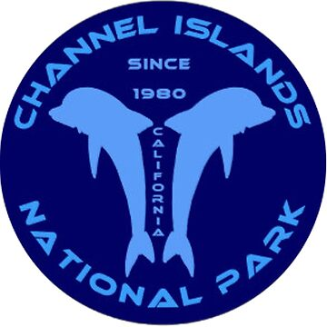 Channel Islands Dolpin Decal by MeLikeyTees