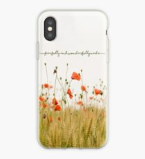 Fearfully and Wonderfully Made iPhone Case