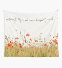 Fearfully and Wonderfully Made Wall Tapestry