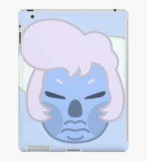 HOLLY BLUE AGATE Solo Headshot iPad Case/Skin