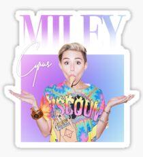Miley Sticker