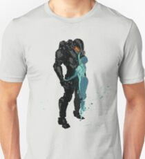Master Chief & Cortana Unisex T-Shirt