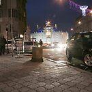 Odessa. Sunday night. by Nikolay Semyonov