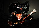 Witchy Kitty von Evita
