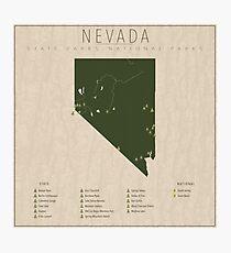 Nevada Parks Photographic Print