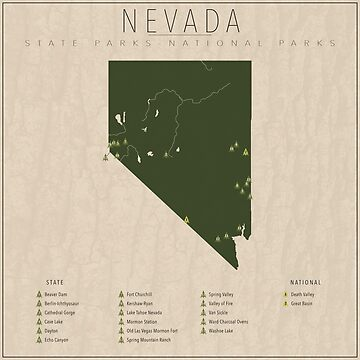 Nevada Parks by FinlayMcNevin