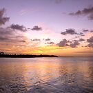 First Light over Anderson Inlet, Inverloch, Australia by Christine Smith