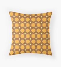 Great Comet Pattern Throw Pillow