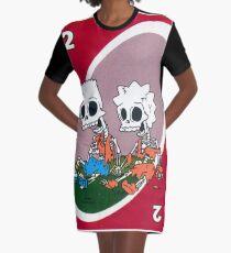 Bartholomew I Love Thee Graphic T-Shirt Dress