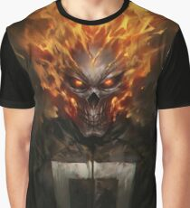 Ghost Rider Shirt  Graphic T-Shirt