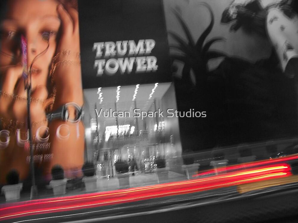 New York Blur by Vulcan Spark Studios