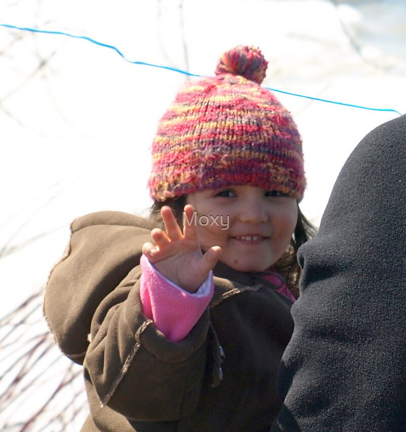 Cute Little Lady by Moxy