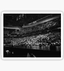 Stadium Concert Lights Sticker