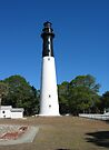 Hunting Island Light by Mary Campbell