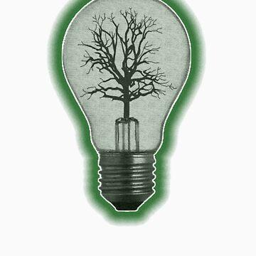 Think Green by SteveWilliams