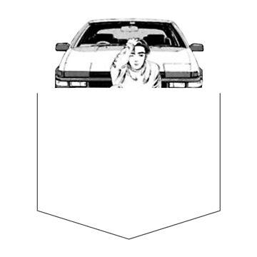 Initial D - Pocket Takumi by TheHackerOver