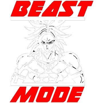 BEAST MODE GYM BODYBUILDING by MrPopo
