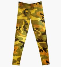 PRIZM 4 Warrior Camo Leggings