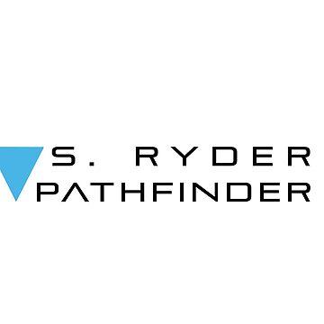 S. Ryder by corgerz