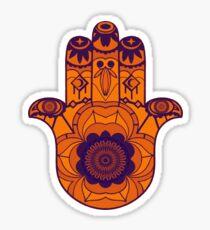 The Spirit of Hindu Sticker