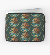 Mexico Coat of Arms Laptop Sleeve