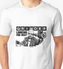 Grinder - Looking for meat Unisex T-Shirt