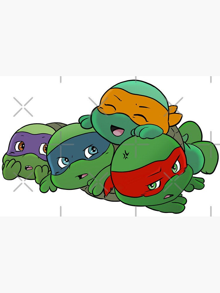Turtle pile by ArteBE