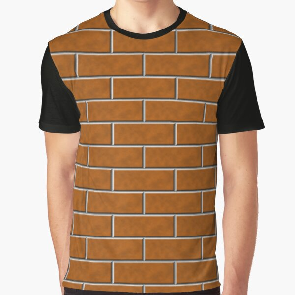 Stack -O- Bricks Graphic T-Shirt