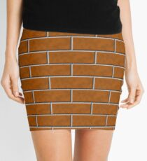 Stack -O- Bricks Mini Skirt