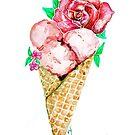 Ice Cream Bouquet by BACartStudio