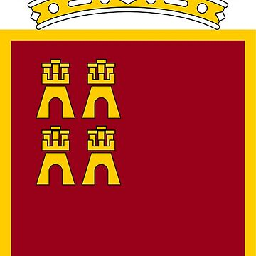 Murcia, coat of arms, Spain by Tonbbo